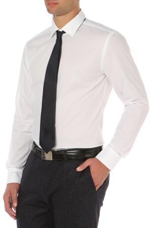Сорочка Hugo Boss. Цвет: белый