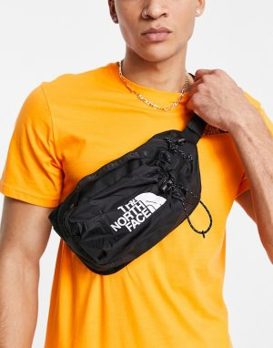 Черная сумка-кошелек на пояс Bozer III S-Черный цвет The North Face