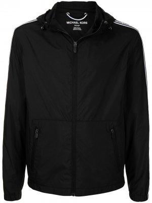 Легкая куртка Michael Kors. Цвет: черный