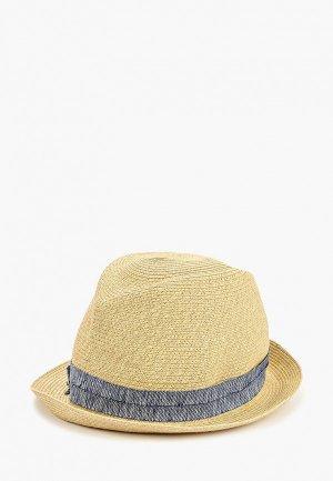 Шляпа Loriblu. Цвет: бежевый