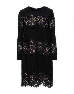 Короткое платье FRENCH CONNECTION. Цвет: черный