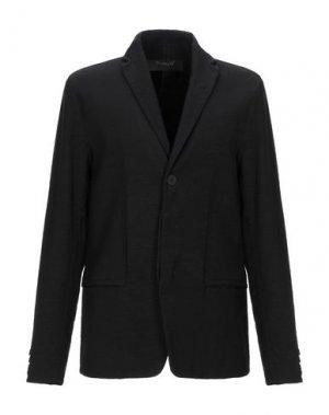 Пиджак TRANSIT. Цвет: черный