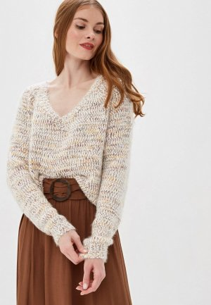 Пуловер Top Secret. Цвет: бежевый