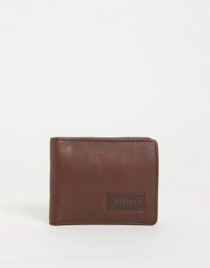Бумажник Drew RFID-Коричневый цвет Eastpak
