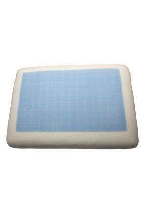 Двухсторонняя гелевая подушка EcoSapiens. Цвет: белый