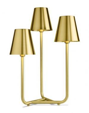 Настольная лампа GHIDINI 1961. Цвет: золотистый