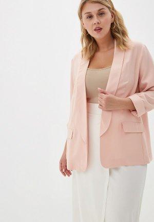 Пиджак Svesta. Цвет: розовый