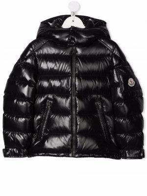 New Maya puffer jacket Moncler Enfant. Цвет: черный