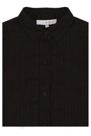 Рубашка Iro. Цвет: черный