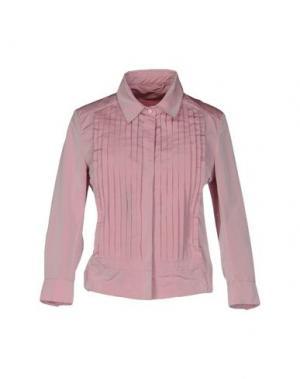 Куртка PIRELLI PZERO. Цвет: розовый