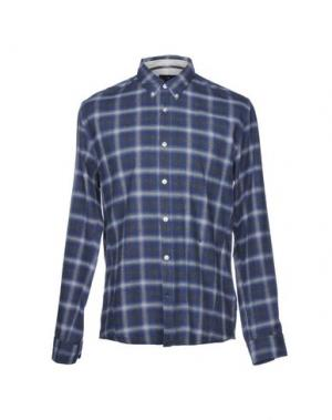 Pубашка JUNK DE LUXE. Цвет: темно-синий
