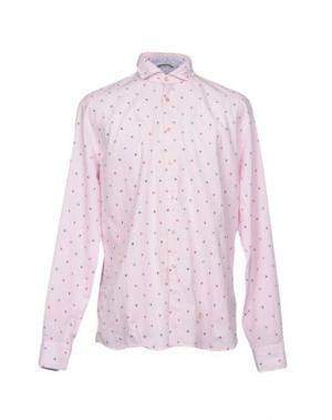 Pубашка AT.P.CO. Цвет: розовый