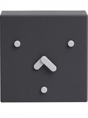 Часы Face Clock 2-6-10 EO. Цвет: черный