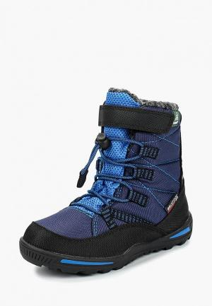 Ботинки Kamik. Цвет: синий