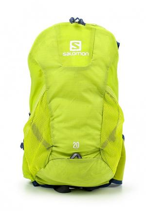 Рюкзак Salomon BAG TRAIL 20. Цвет: зеленый