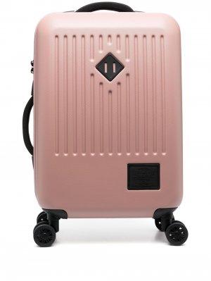 Маленький чемодан Trade 23 Herschel Supply Co.. Цвет: розовый