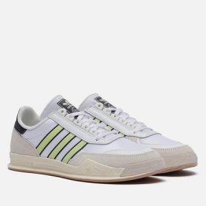 Мужские кроссовки Adidas CT86 Originals. Цвет: белый