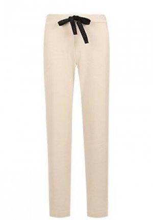 Спортивные брюки FORTE&FRAGILE. Цвет: бежевый