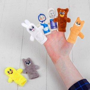 Кукольный театр Milo toys