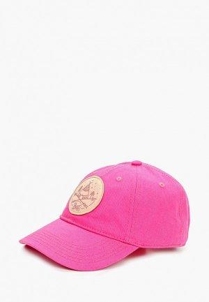 Бейсболка Buff Baseball Cap Kids. Цвет: розовый