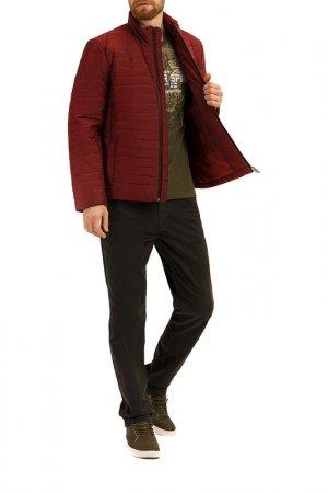 Куртка Finn Flare. Цвет: 304 cherry