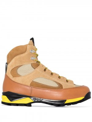 Ботинки Civetta Diemme. Цвет: коричневый