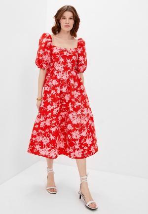 Платье Beatrice.B. Цвет: красный