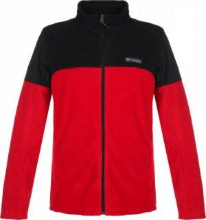Джемпер флисовый мужской Basin Trail™ III Full Zip, размер 48-50 Columbia. Цвет: красный