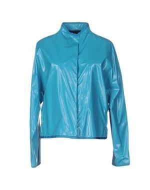 Куртка PIRELLI PZERO. Цвет: бирюзовый