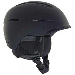 Шлем для сноуборда Invert Helmet Anon. Цвет: черный