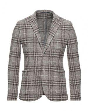 Пиджак AT.P.CO. Цвет: серый