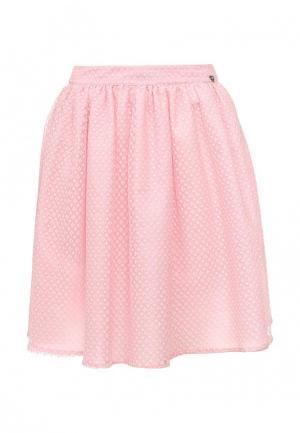 Юбка Blugirl Folies. Цвет: розовый