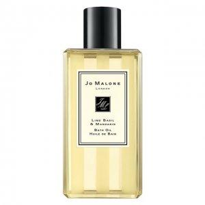 Масло для ванны Lime Basil & Mandarin Jo Malone London. Цвет: бесцветный