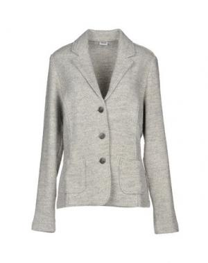 Пиджак AND. Цвет: светло-серый