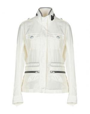 Куртка HOGAN. Цвет: белый