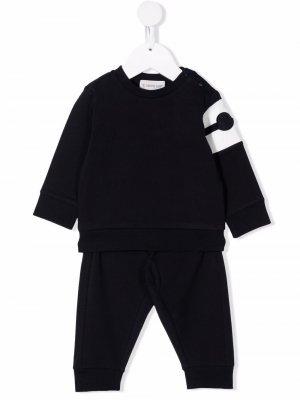 Спортивный костюм Moncler Enfant. Цвет: синий