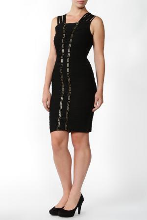 Платье Herve Leger. Цвет: a8b