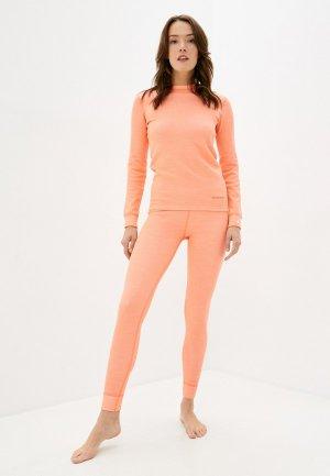 Термобелье Montero. Цвет: оранжевый