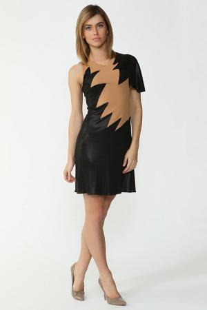 Платье Felipe Oliveira Baptista. Цвет: мультицвет