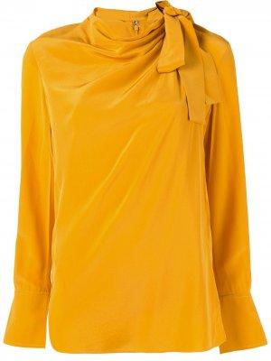 Блузка Sophie A.L.C.. Цвет: желтый