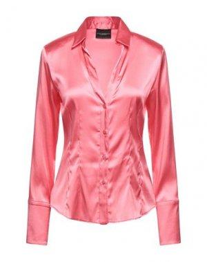 Pубашка ATOS LOMBARDINI. Цвет: розовый