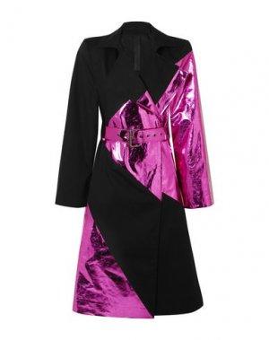 Легкое пальто GARETH PUGH. Цвет: черный
