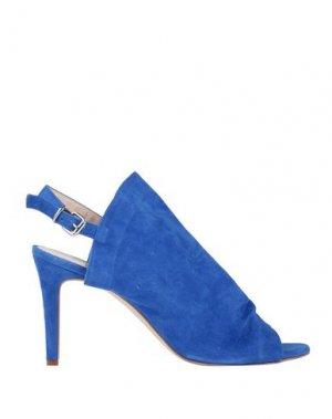 Сандалии BAGATT. Цвет: ярко-синий