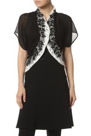 Блуза Didier Parakian. Цвет: черный