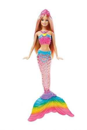 Барби (Радужная русалочка) Barbie. Цвет: бежевый