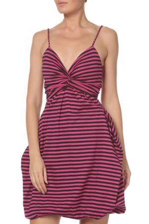 Платье Prada. Цвет: бордовый