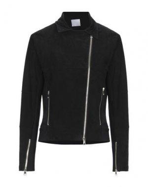 Куртка ..,MERCI. Цвет: черный