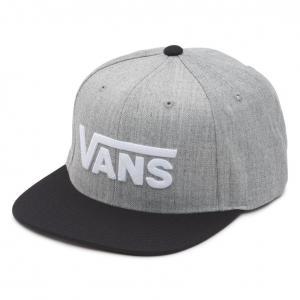 Кепка Drop V II VANS. Цвет: серый
