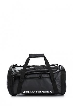 Сумка спортивная Helly Hansen HH DUFFEL BAG 2 30L. Цвет: черный