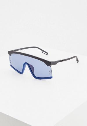 Очки солнцезащитные Kenzo KZ 40010U. Цвет: черный